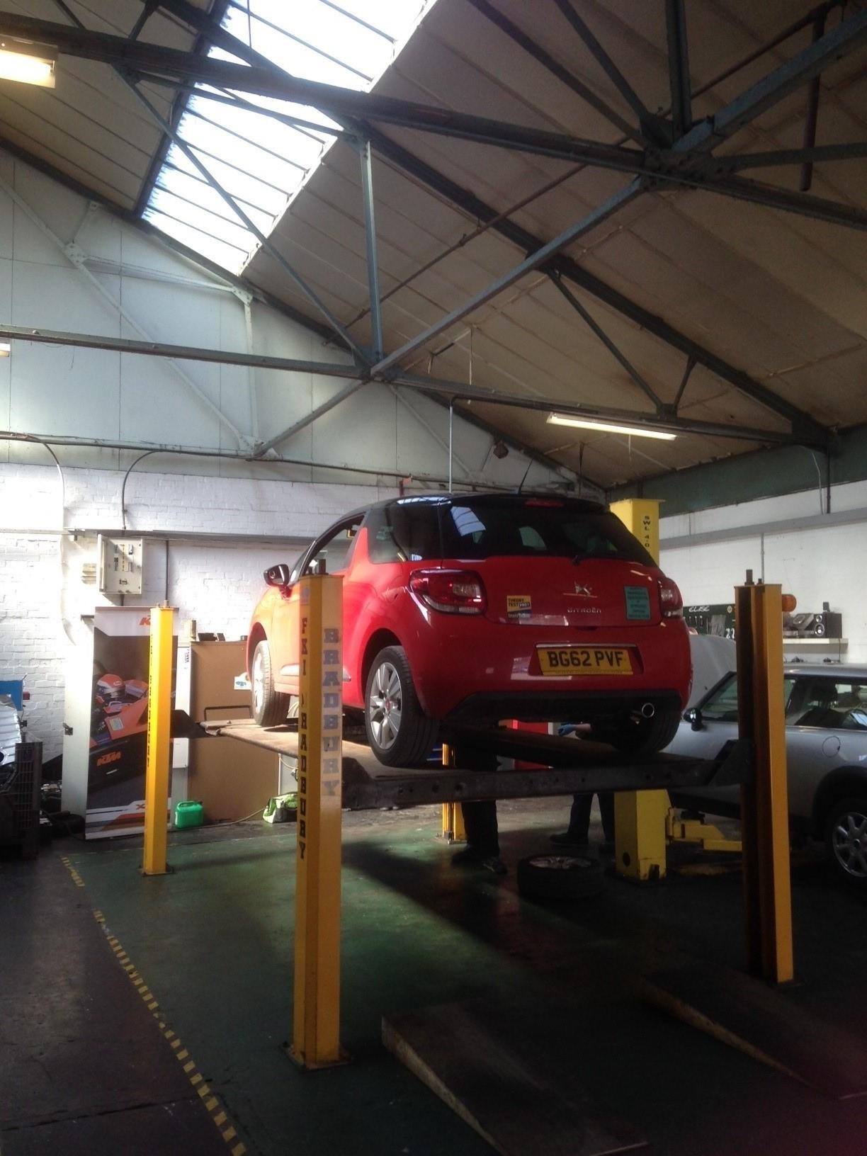 Car Repairs In Harrogate